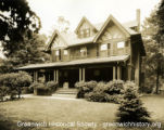 100 Brookside Drive, 1928, view a